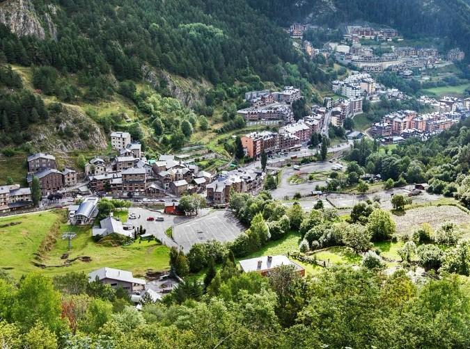 Inmobiliaria de luxe a Andorra