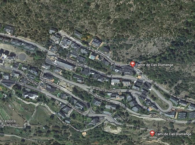Compra Urbanitzable Escaldes-Engordany: 711 m² - 1.100.000 €