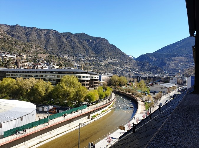 Buy Attic Andorra la Vella: 127 m² - 495.000 €