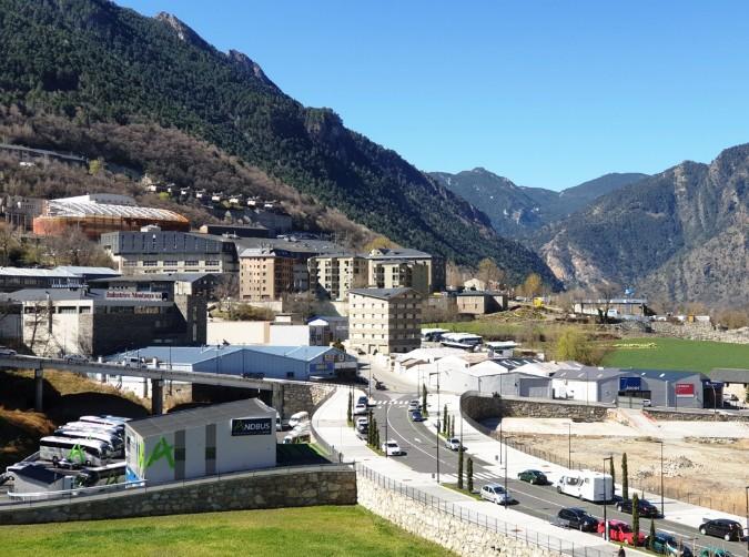 Àtic de compra a Andorra la Vella