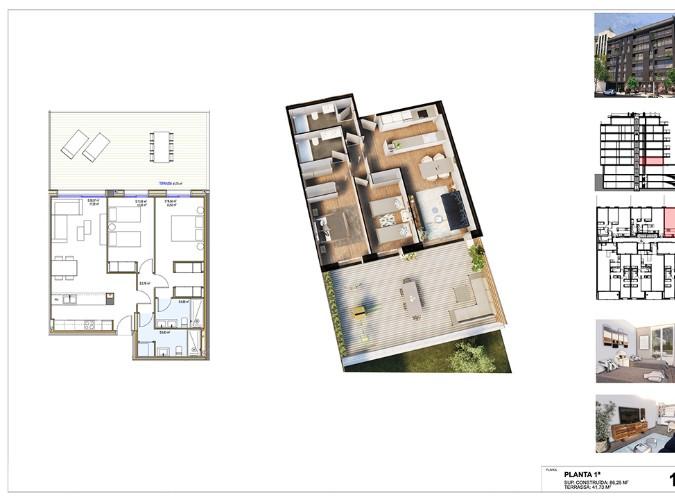 Compra Pis Andorra la Vella: 86 m² - 475.000 €