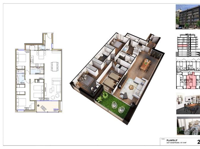 Compra Pis Andorra la Vella: 127 m² - 675.000 €