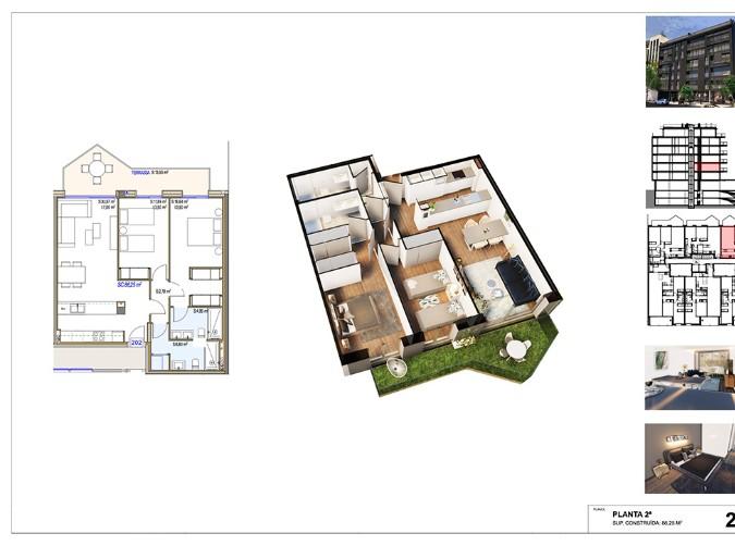 Compra Pis Andorra la Vella: 86 m² - 450.000 €
