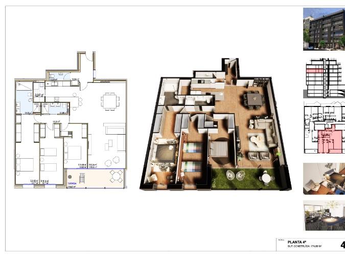 Compra Piso Andorra la Vella: 175 m² - 1.150.000 €