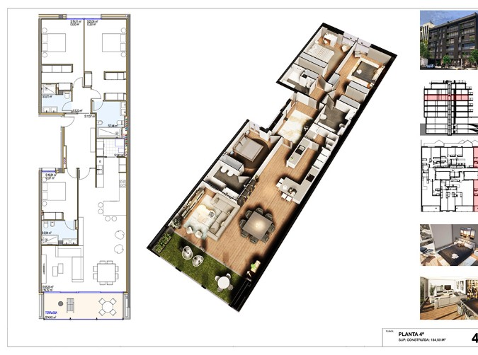 Compra Piso Andorra la Vella: 185 m² - 1.150.000 €