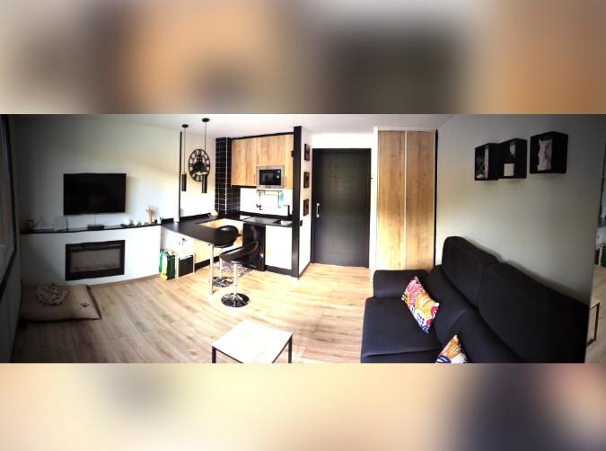 Achat Studio Bordes D'Envalira: 33 m² - 110000