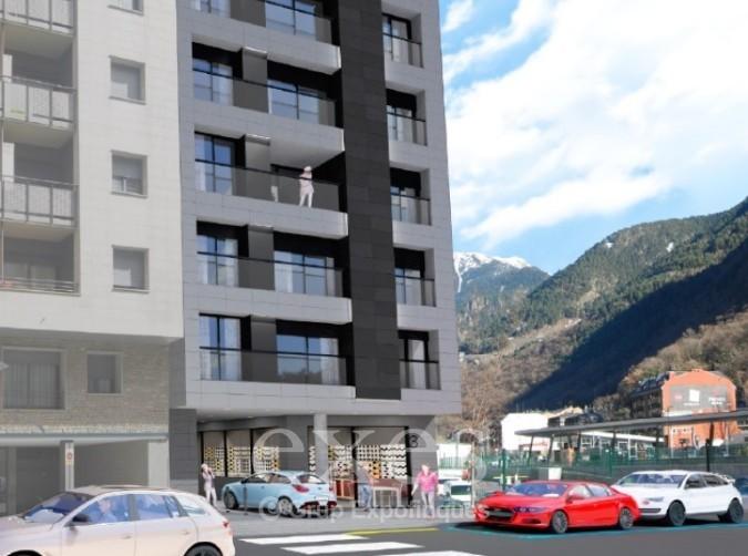 Compra Pis Andorra la Vella: 62 m² - 272.724 €